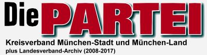 Die PARTEI Kreisverband München
